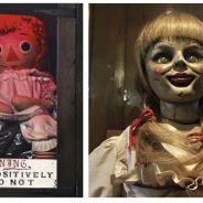 Annabelle : découvrez l'histoire vraie mortelle de la terrifiante poupée