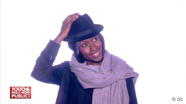 Fatou, la compagne de Gilles Verdez