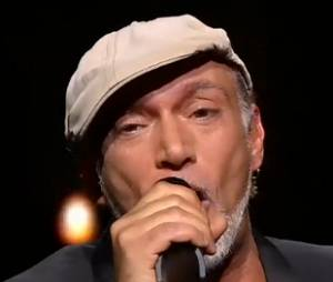 Ahmed Mouici dans Rising Star, le 2 octobre 2014 sur M6