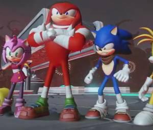 Sonic Boom : un trailer sur Wii U et 3DS
