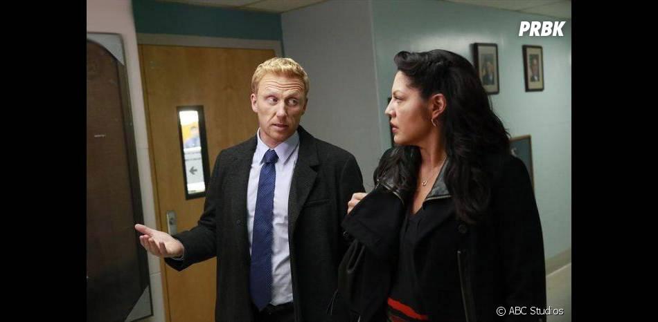 Grey's Anatomy saison 11, épisode 3 : Owen et Callie sur une photo