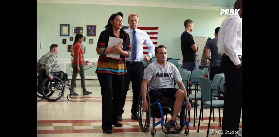 Grey's Anatomy saison 11, épisode 3 : Owen et Callie dans un hôpital pour vétérans de l'armée