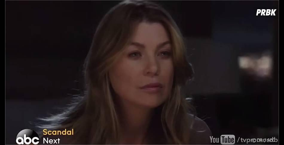 Grey's Anatomy saison 11, épisode 3 : Meredith fait sa tête de mule dans la bande-annonce