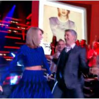 Taylor Swift et Antoine de Caunes : danse de folie dans le Grand Journal