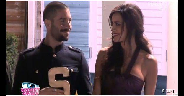 Secret Story 8 : Leila et Steph complices... mais pas en couple