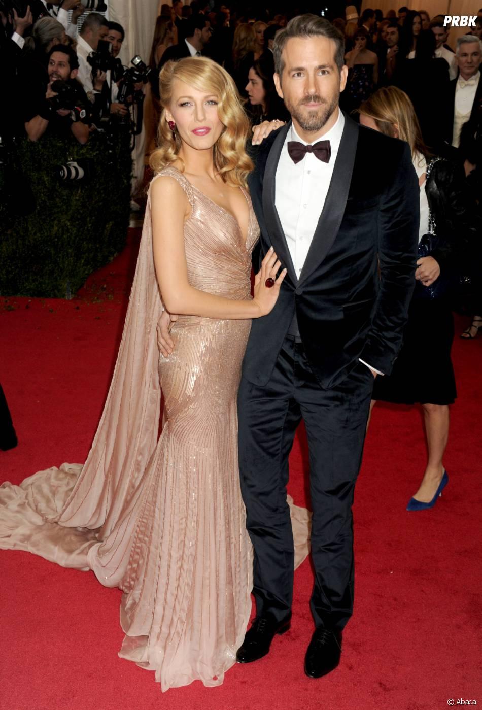 Blake Lively enceinte : premier enfant avec Ryan Reynolds