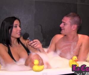 Kelly Helard revient sur sa vidéo porno dans le bain de Jeremstar
