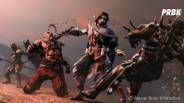 La Terre du Milieu : Shadow of Mordor est disponible sur Xbox One, PS4, Xbox 360, PS3 et PC depuis le 3 octobre 2014