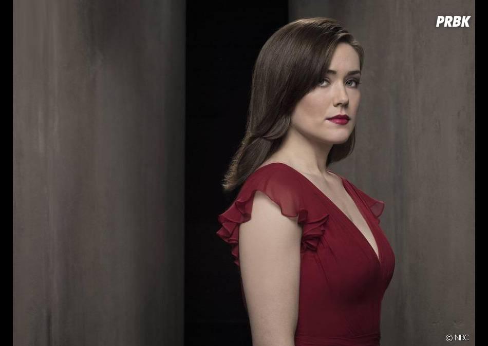 Blacklist saison 2 : Liz sur une photo