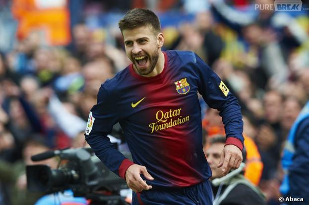 Gerard Piqué : polémique pour la star du FC Barcelone