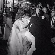 Candice Accola (Vampire Diaries) : premières photos romantiques de son mariage