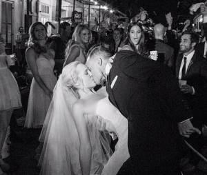 Candice Accola : photo romantique de son mariage avec Joe King