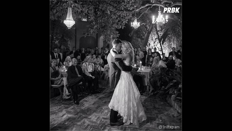 Candice Accola et Joe King se sont mariés le 18 octobre 2014
