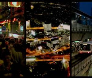 On a marché sur Bangkok : un cadre parfait