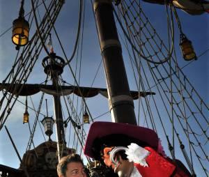 Christophe Maé fête Halloween à Disneyland ce jeudi 23 octobre