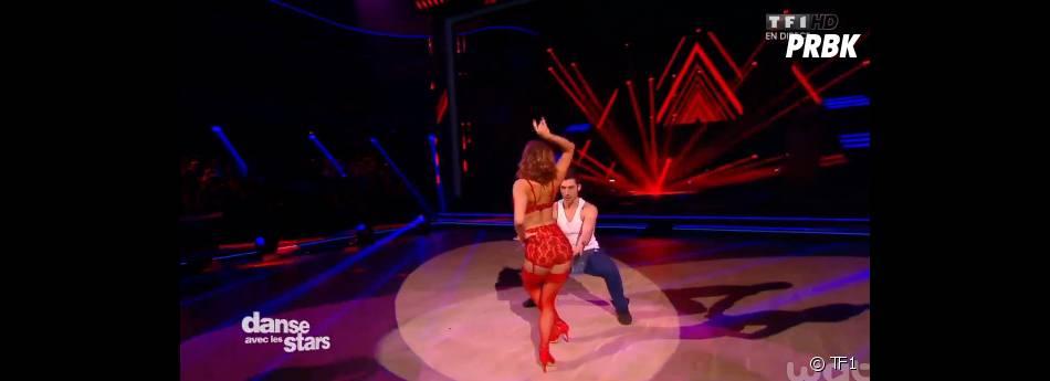 Danse avec les stars 5 : Bryan Joubert et Denitsa mettent le feu sur scène