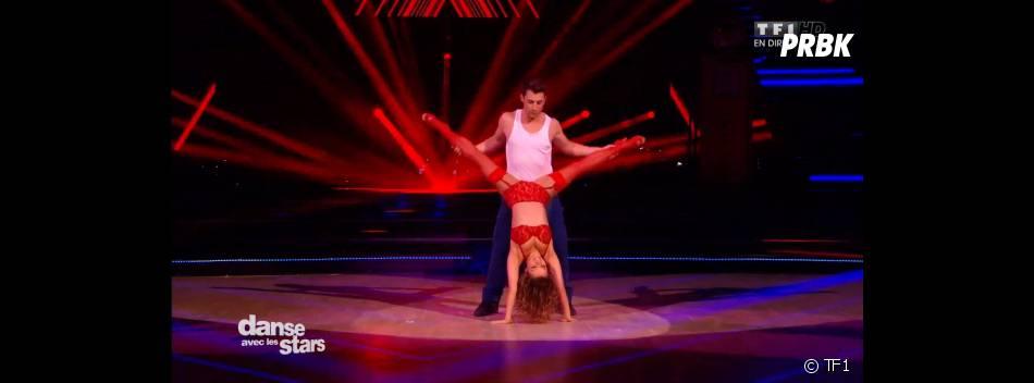 Danse avec les stars 5 : une prestation sexy