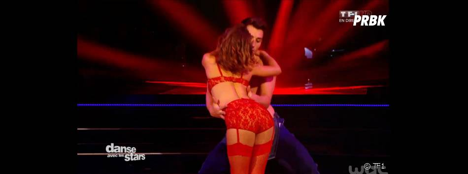 Danse avec les stars 5 : Denitsa ultra sexy
