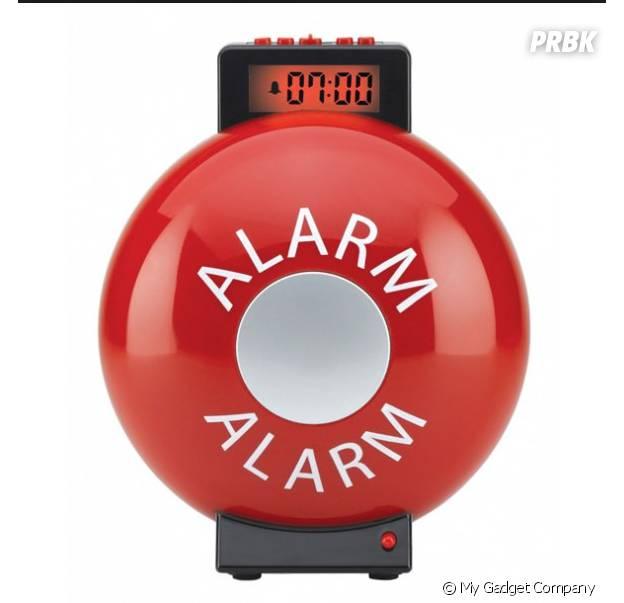 Une alarme