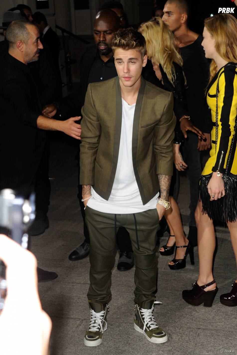 """Justin Bieber a trouvé le dernier clip de Selena Gomez """"magnifique"""""""