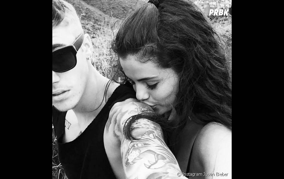 Justin Bieber et Selena Gomez complices sur Instagram