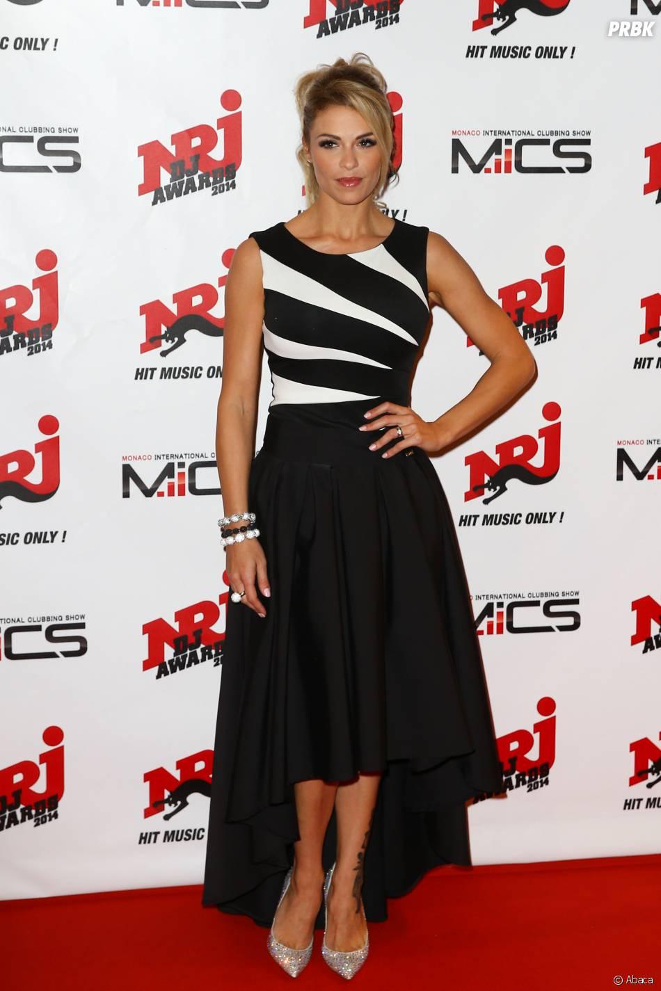 Niki Belucci à la cérémonie des NRJ DJ Awards 2014 à Monaco, le 12 novembre 2014
