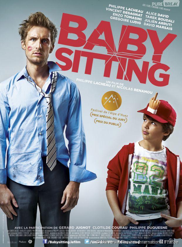 Babysitting 2 : Holidays, la suite de la comédie de Philippe Lacheau au cinéma le 2 décembre 2015