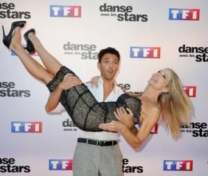 Tonya Kinzinger et Maxime Dereymez : binôme choc de Danse avec les Stars 5
