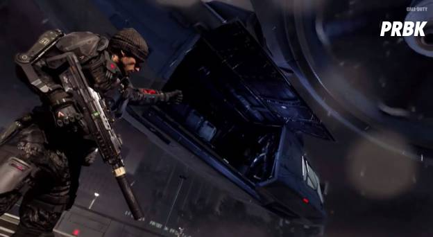 Call of Duty Advanced Warfare : sortie prévue le 4 novembre 2014