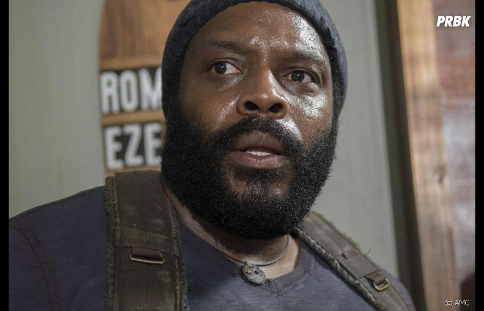 The Walking Dead saison 5 : Tyreese en danger ?
