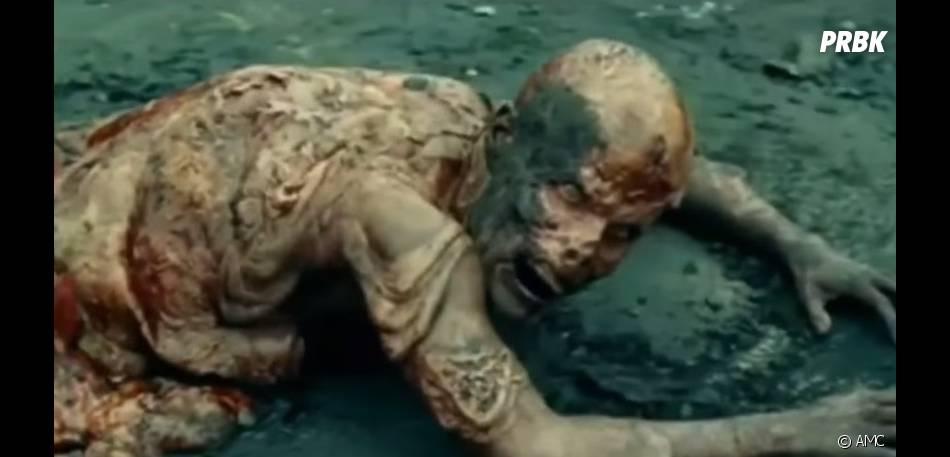 The Walking Dead saison 5 : des zombies terrifiants dans l'épisode 7