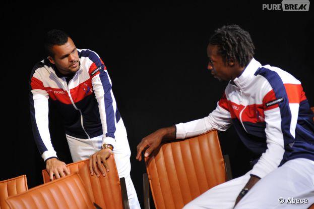 Jo Wilfried Tsonga et Gaël Monfils ont élu domicile en Suisse