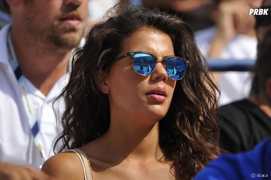 Jo Wilfried Tsonga : Noura, sa petite-amie, dans les tribunes de l'US Open 2014