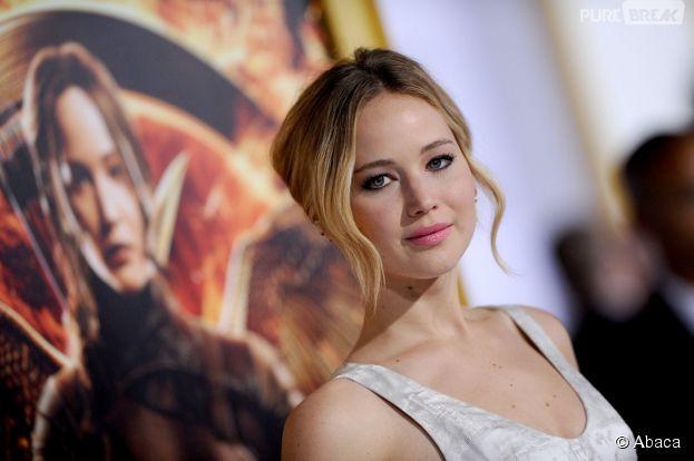 Jennifer Lawrence : Donald Sutherland la compare à Jésus
