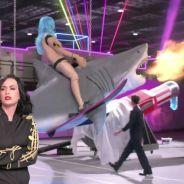 Katy Perry au Super Bowl 2015 : requins souffleurs de feu et licornes à venir ?
