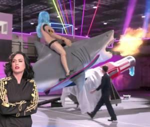 Katy Perry dévoile les coulisses du Super Bowl 2015