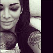 Emilie Nef Naf : première photo avec son fils Menzo