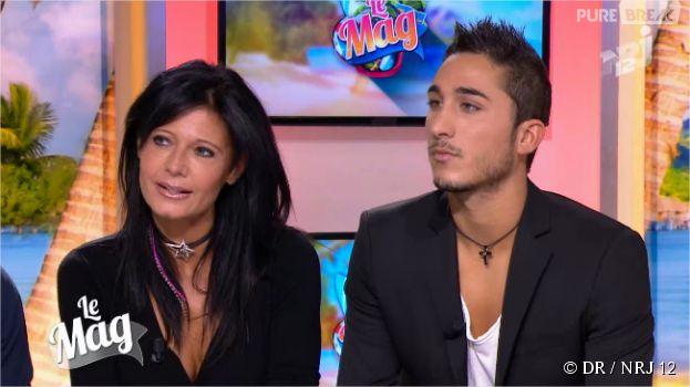 Nathalie (Secret Story 8) enceinte deux fois de Vivian