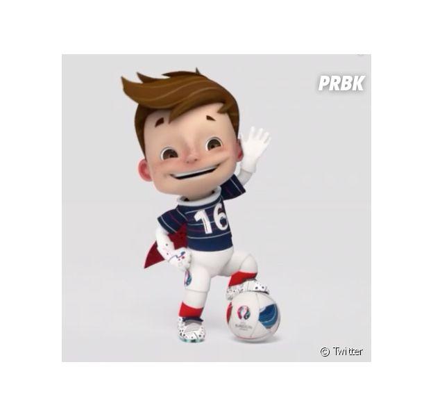 Euro 2016 : la mascotte s'appelle Super Victor
