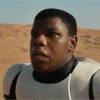 Star Wars 7 : polémique raciste après le trailer, l'acteur répond