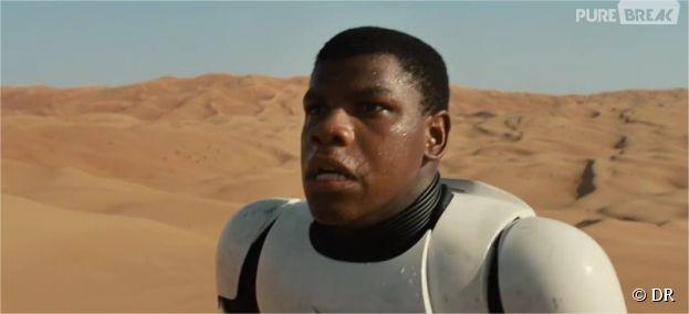 Star Wars 7 : John Boyega répond à la polémique après la bande-annonce