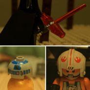 Star Wars VII : une nouvelle bande annonce délirante tout en LEGO