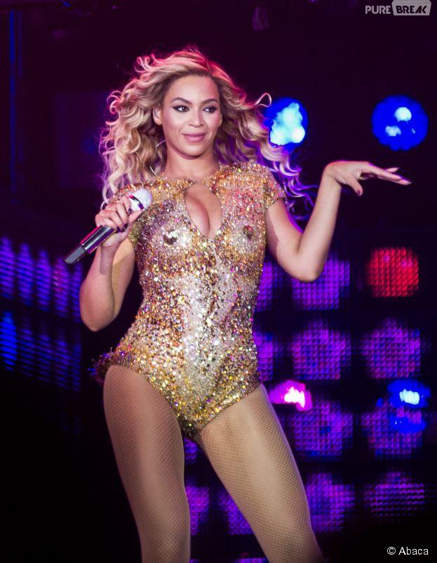 Beyoncé nommée aux Grammy Awards 2015