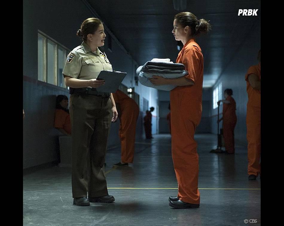 Mentalist saison 7, épisode 2 : Lisbon emprisonnée