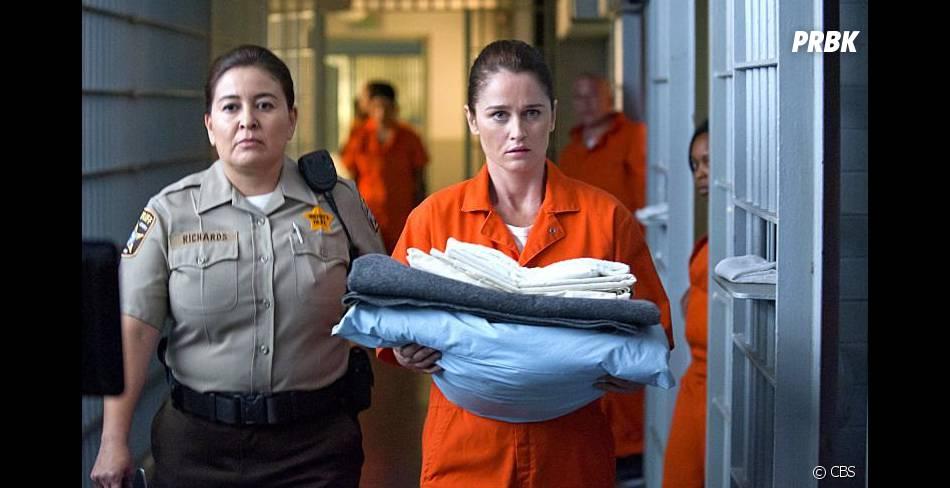 Mentalist saison 7, épisode 2 : Lisbon arrêtée et emprisonnée
