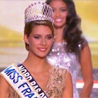 Camille Cerf (Miss Nord-Pas-de-Calais) : photos et portrait de la gagnante de Miss France 2015