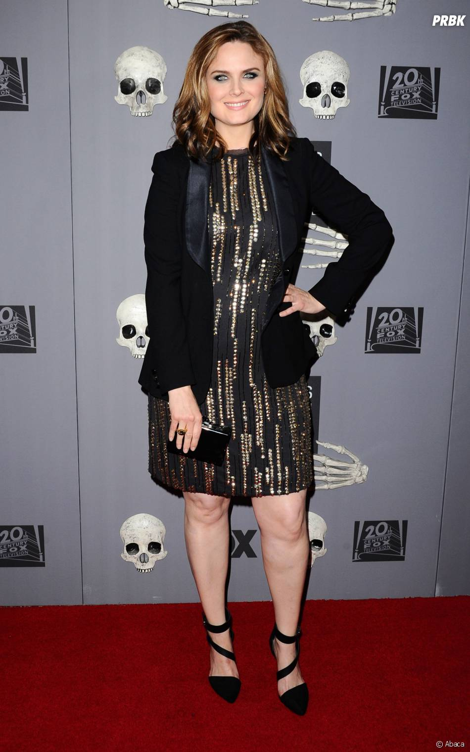 Bones saison 10 : Emily Deschanel parle de sa grossesse