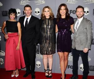 Bones saison 10 : les acteurs fêtent le 200ème épisode