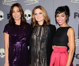 Bones saison 10 : Tamara Taylor, Emily Deschanel et Michaela Conlin