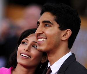 Freida Pinto et Dev Patel : couple glamour au SAG Awards 2013